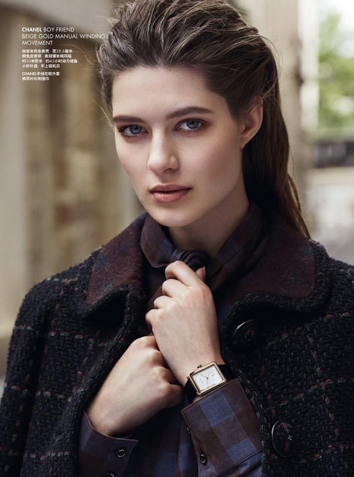 Anna Cholewa by Wee Khim for PIN Prestige Magazine November 2015