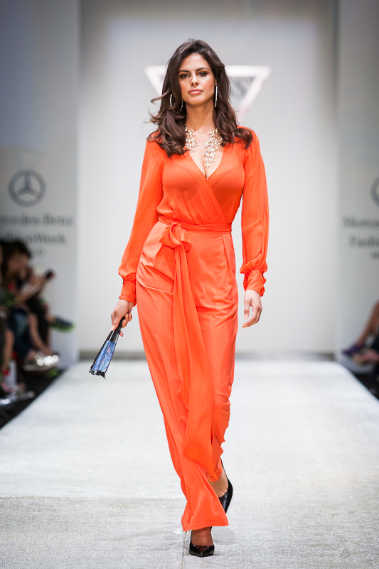 GUESS Fall-Winter 2015 - Mercedes-Benz Fashion Week ...